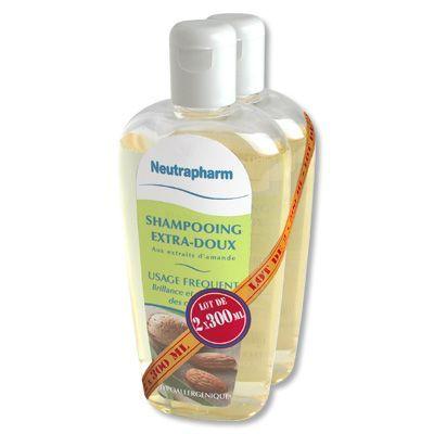 Neutrapharm Shampooing extra-doux