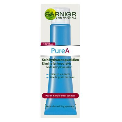 SOIN HYDRATANT QUOTIDIEN PURE A
