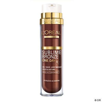 Sublime Bronze One Day Visage