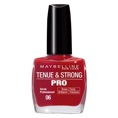 Tenue & Strong Pro Rouge Profond
