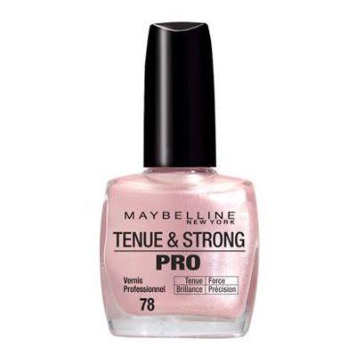 Vernis Tenue & Strong Pro Souffle de rose