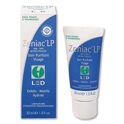 Zeniac LP Soin purifiant peaux fines
