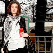 Beauté de top : Diana Moldovan