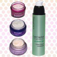 5 crèmes remodelantes pour raffermir le visage