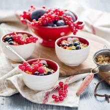 4 granolas maison faciles et healthy
