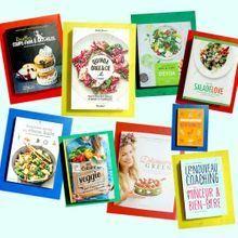 9 livres de recettes healthy pour changer ses habitudes