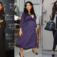 People : enceinte et fashion malgré tout !
