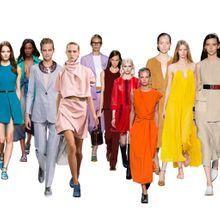 Quelles seront les couleurs du printemps-été 2015 ?