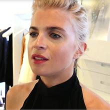 L'interview mode de Cécile Cassel