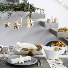 20 idées pour décorer sa table de Noël