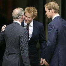 Londres: début de la messe du souvenir à la mémoire de Lady Diana