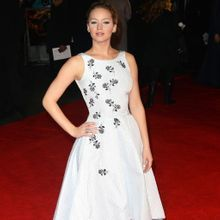 Jennifer Lawrence, son mois mode pour « Hunger Games »