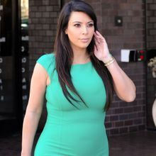 Kim Kardashian enceinte: ses plus beaux looks de grossesse