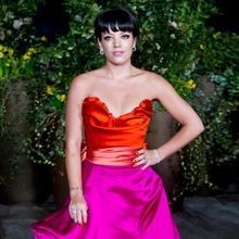 Lily Allen : son come-back fashion