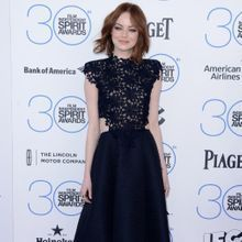 Emma Stone, Kerry Washington et Julianne Moore aux Independent Spirit Awards