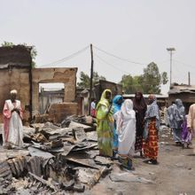 Les femmes, enlevées « par centaines » par Boko Haram au Nigeria