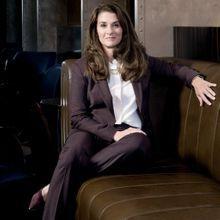 Melinda Gates, la femme la plus riche du monde
