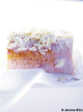 Bras de gitan citron-chocolat blanc