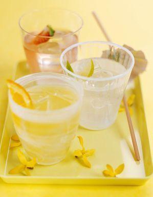 Cocktail Martini frappé