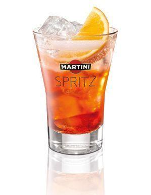 Cocktail Martini Spritz