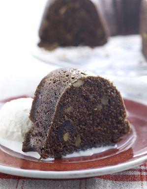 Gâteau au chocolat sirop yuzu
