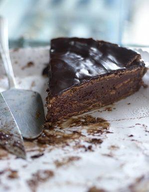 Gâteau chocolat au poivre de Sarawak