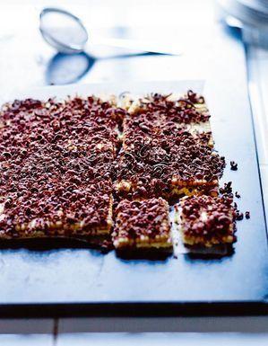 Gâteau chocolat caramel sans gluten
