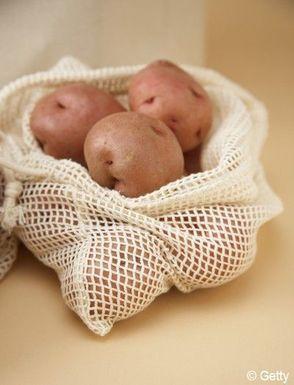 Pommes de terre fumées au thym