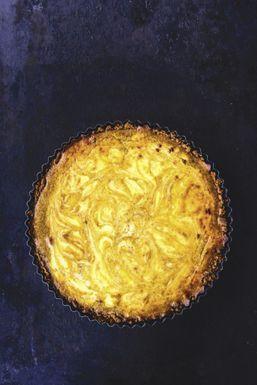 Tarte au potiron et quatre-épices façon pumpkin pie