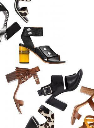 20 sandales à talons chics et confortables