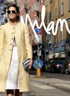 Coup de jeune à la Fashion Week de Milan