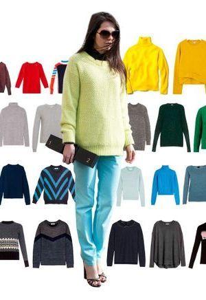 30 pulls en laine pour être au chaud tout l'hiver