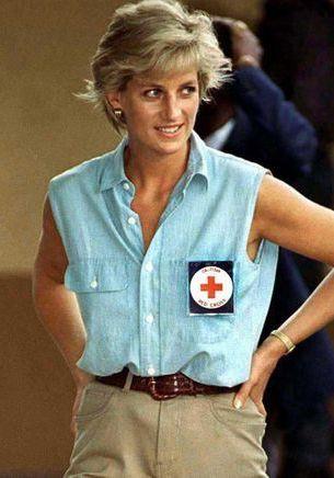 L'incroyable secret de Diana pour que l'on ne remarque pas sa nouvelle coiffure