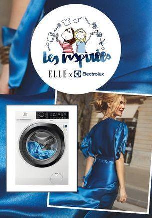Votre lave-linge PerfectCare 800 Electrolux