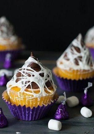 Ces cupcakes d'Halloween vont faire un carton monstre