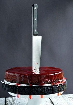 gâteaux d'Halloween redoutables de gourmandise