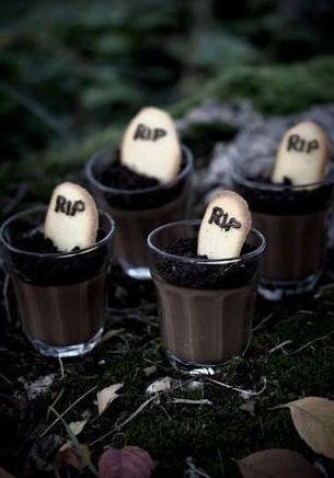 Halloween : nos recettes effrayantes et faciles repérées sur Pinterest