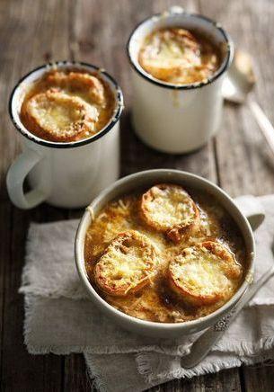 14 soupes délicieuses à moins de 2 euros par personne