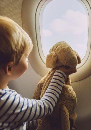 La check-list pour prendre l'avion sereinement avec vos enfants