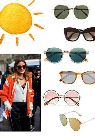 40 lunettes de soleil qui nous font de l'œil
