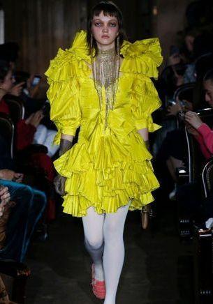 Défilé Gucci Prêt à porter printemps-été 2019