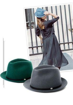 Votre chapeau Léon Poupard et Delaunay