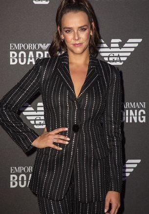 Pauline Ducruet, fille de Stéphanie de Monaco, star de la Fashion Week de Milan