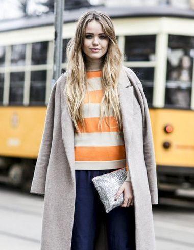 Street style cheveux : les filles branchées adoptent le blond
