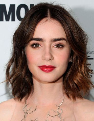 L'interview vanity de Lily Collins