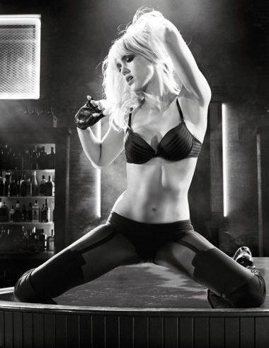 Comment Jessica Alba s'est sculpté un corps de rêve pour Sin City 2