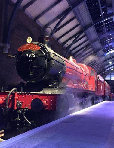 Entrez dans les coulisses du tournage de Harry Potter à Londres!