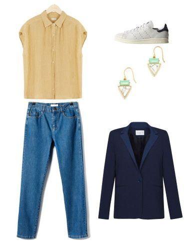 Jean taille haute : comment porter le jean star de la saison
