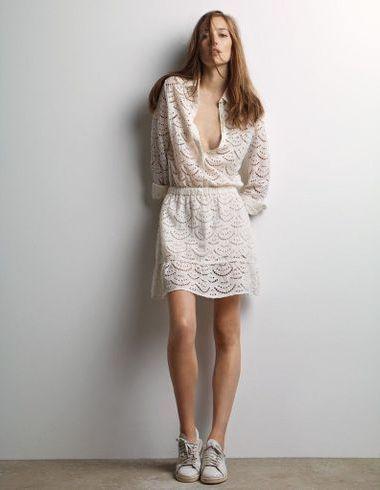 50 robes blanches qui ne font pas mariée