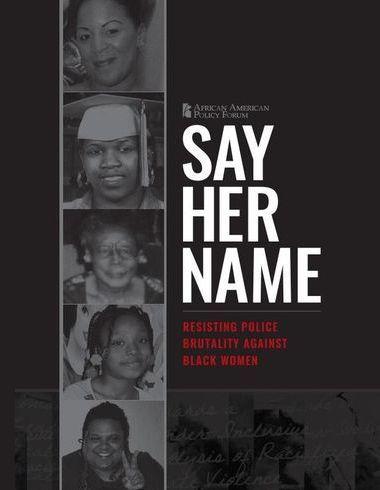 #SayHerName : les femmes noires aussi sont victimes des violences policières